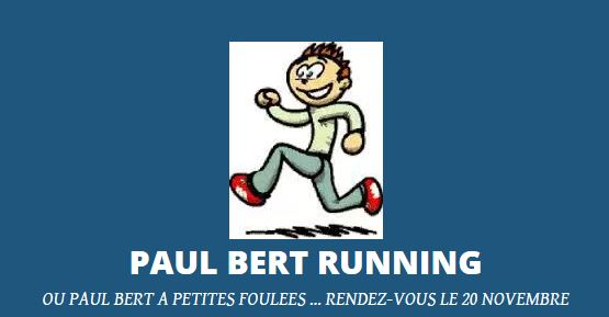 Paul bert running